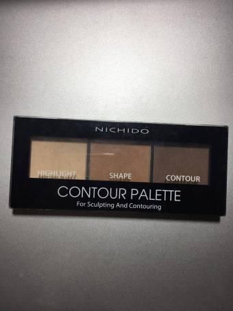 nichido contour palette